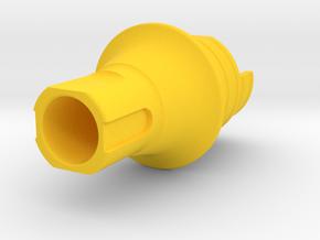 IND3BONHNP X6 in Yellow Processed Versatile Plastic