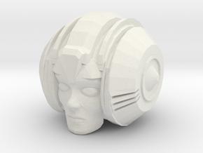 Prim-head 2 in White Strong & Flexible