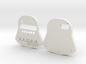 V.A.D.E.R. PSI Calibration Enclosure in White Natural Versatile Plastic