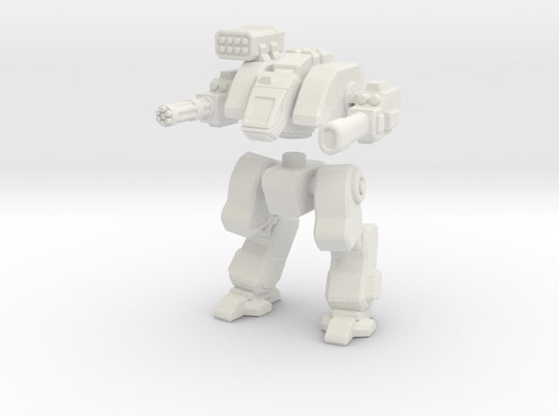 Terran Assault Walker 3d printed