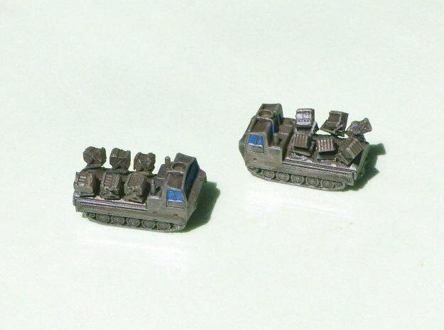 Minenwurfsystem Skorpion 1/285 6mm in Smooth Fine Detail Plastic