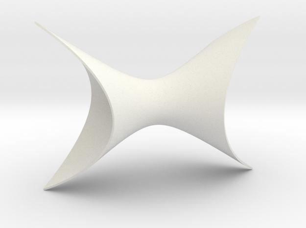 A1 ALE gravitation instanton in White Natural Versatile Plastic