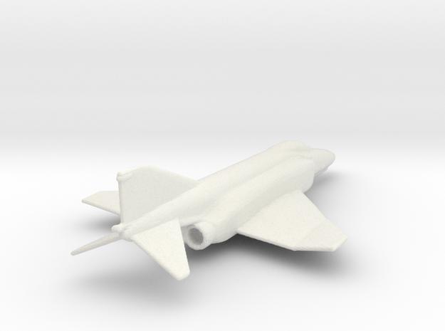 F4 Phantom 1 To 600 in White Natural Versatile Plastic