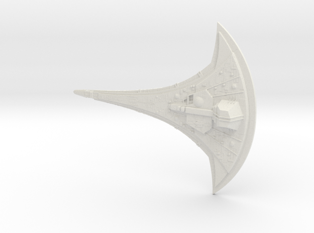 Destiny Starship 3d printed