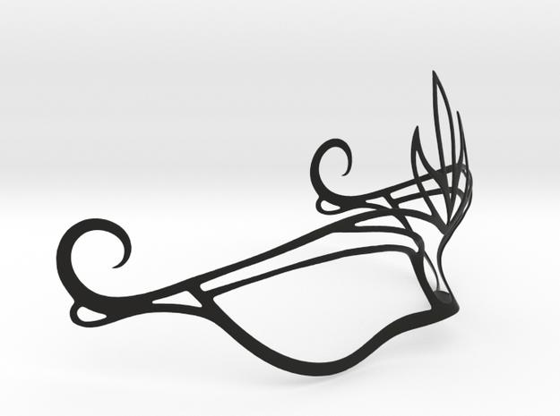 Venetian Mask 3d printed