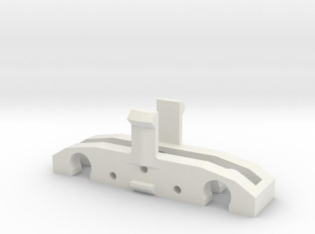 Replacement 2mm Dapol Passenger Unit Gear Train 3d printed