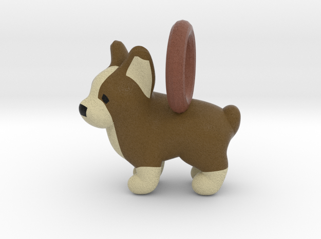Doggy in Full Color Sandstone