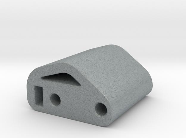 WRC Paddle - Adjuster Block V2 in Polished Metallic Plastic