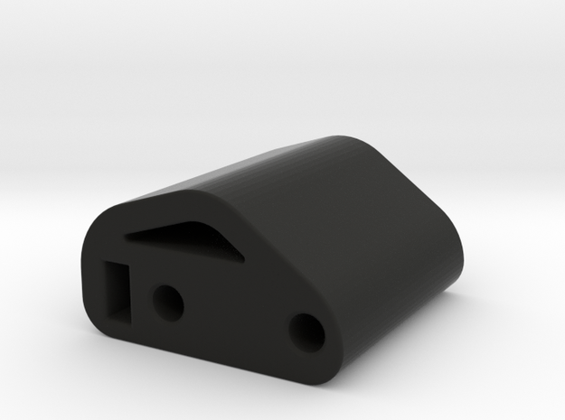 WRC Paddle - Adjuster Block V2 in Black Natural Versatile Plastic