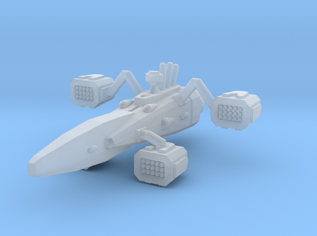 SSA105 Fusillade Destroyer 3d printed