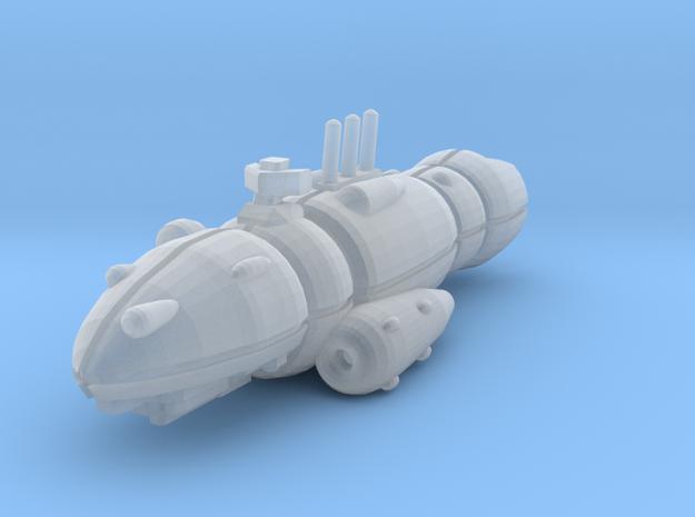 SSA202 Bulwark Escort Cruiser 3d printed