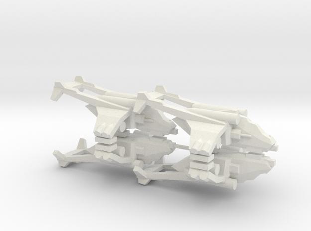 [5] 4x Assault Gunship (Revised Sprue)