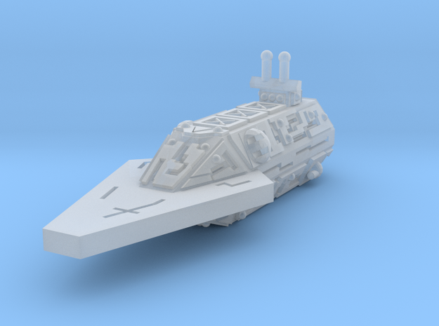 VA205 Darting Blade Transport Cruiser 3d printed