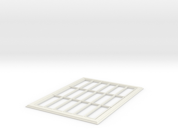 Window Frame in White Strong & Flexible