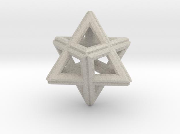SIGNAL MERKABAH [FIGURINE] in Sandstone