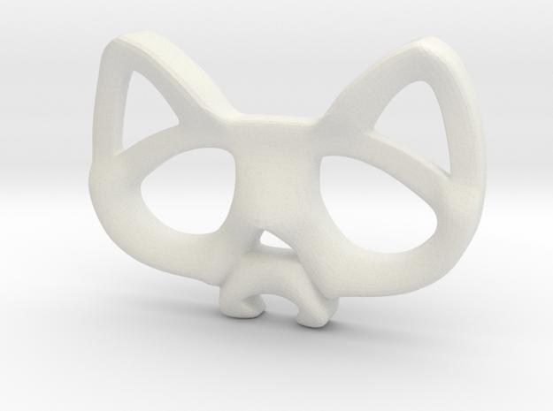 Cavalera10 in White Natural Versatile Plastic