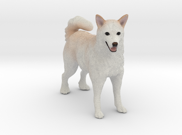 Custom Dog Figurine - Zuma