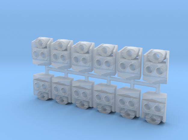 SP Nose Cluster (N - 1:160) 12X