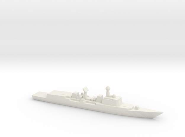 051B modernized (Speculation) , 1:2400 in White Natural Versatile Plastic