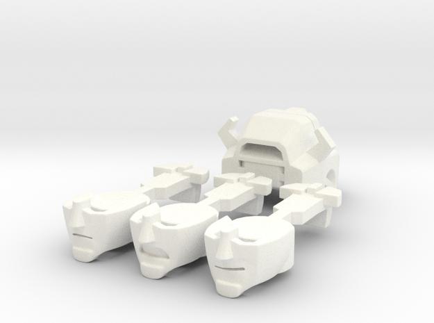 TF Head Unit SDSWP x1 3d printed