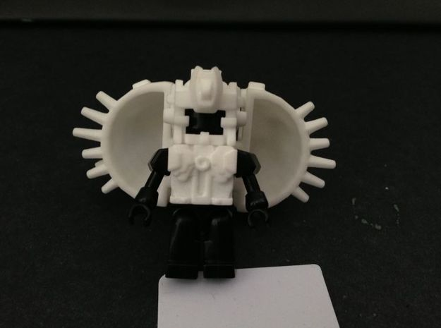 The First Bot Upgrade Set 3d printed