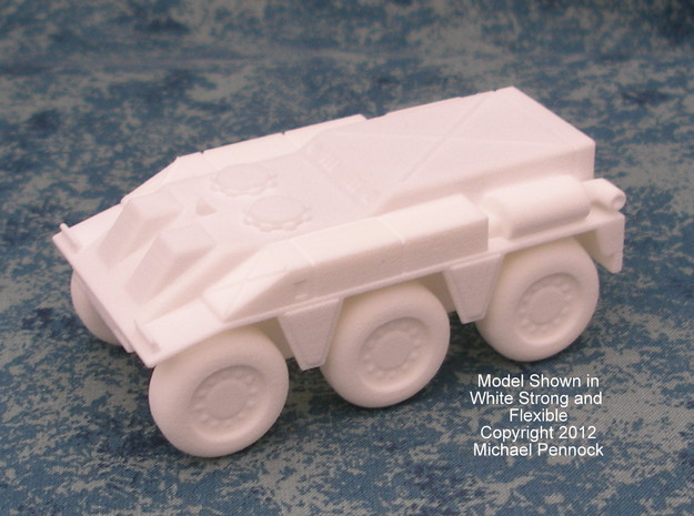 GV03 M236 APC in White Natural Versatile Plastic