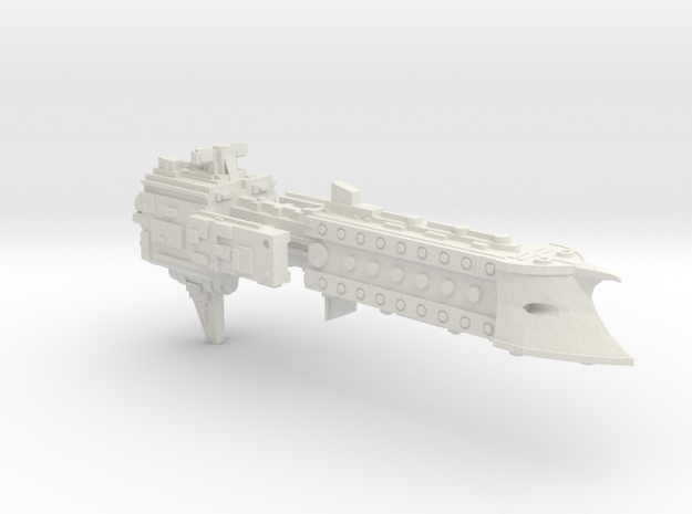 'BFG' Terran Scimitar Class Escort Ship
