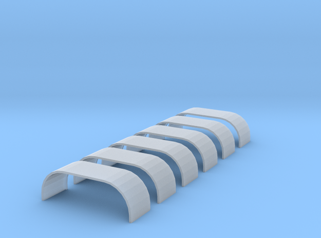 Mark And Mark Fender Thinner in Smooth Fine Detail Plastic
