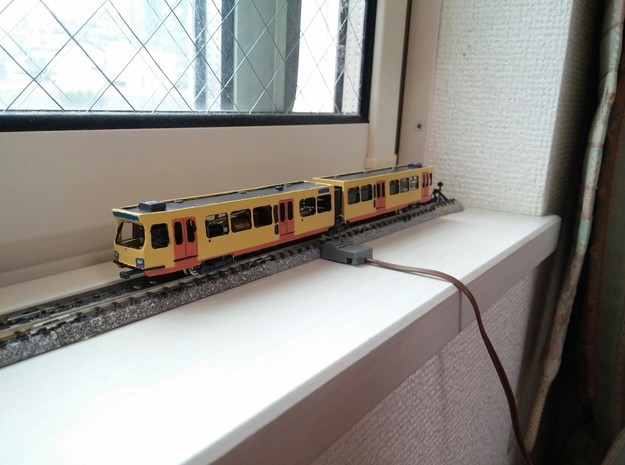 Sneltram Utrecht (1994), N-gauge in Smooth Fine Detail Plastic