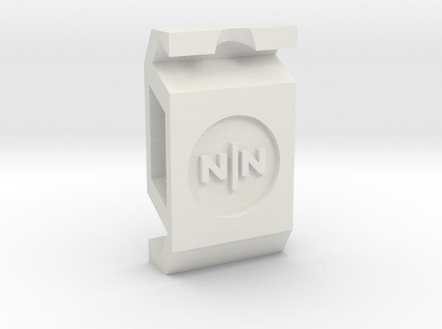 VS STAND in White Natural Versatile Plastic