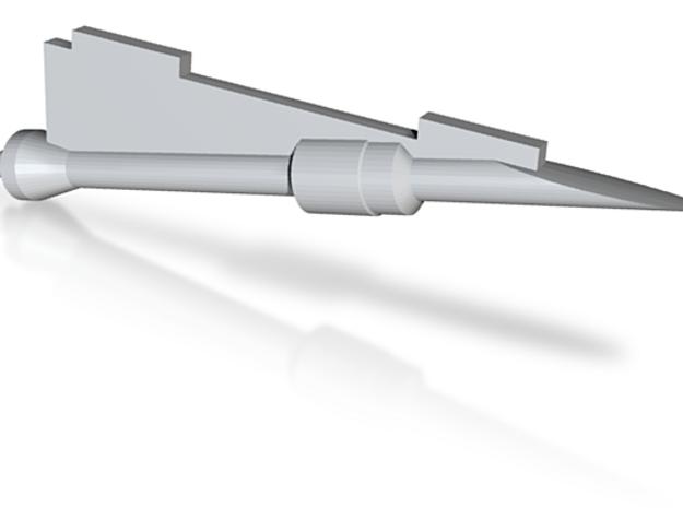 CCG003-SkegS-A 3d printed