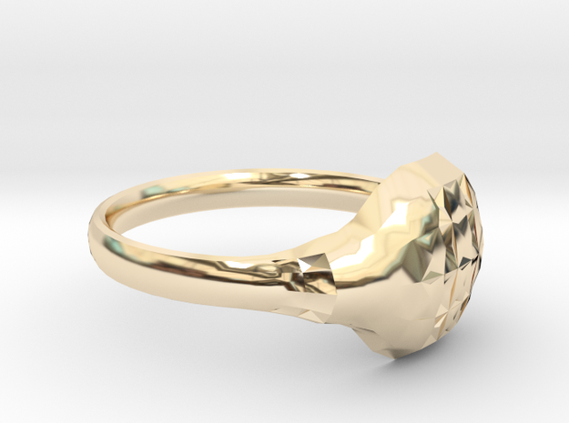 RING15DMK1 in 14K Yellow Gold