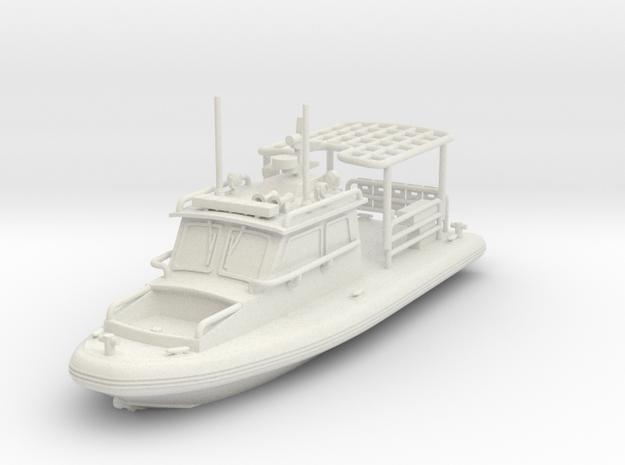 1/87 USN seaark Patrol Boat waterline in White Strong & Flexible