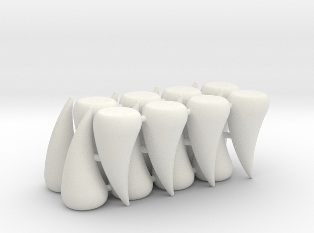 Rampage Teeth (16 pcs)