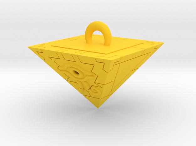 Millennium Puzzle Charm - Yu-gi-oh!