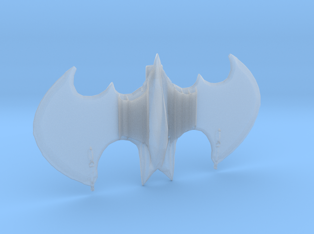 Bat Wing in Smooth Fine Detail Plastic