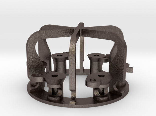 APT Sample Holder V5 in Stainless Steel