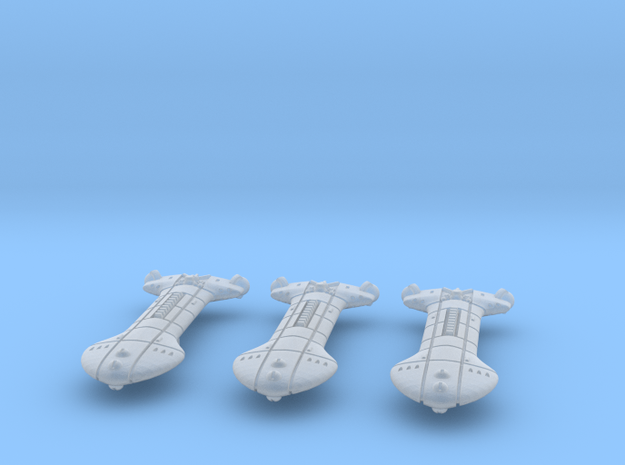 Rigellian (RPSA) ISW-3 Refit Destroyer Datagroup in Smooth Fine Detail Plastic
