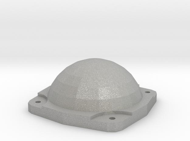 1/6 Panzer III Fan Belt Cover - Hollow (PZ3007H) 3d printed