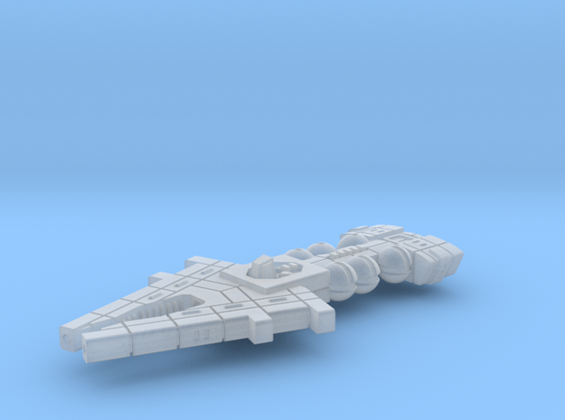 Orion (KON) Light Cruiser in Frosted Ultra Detail