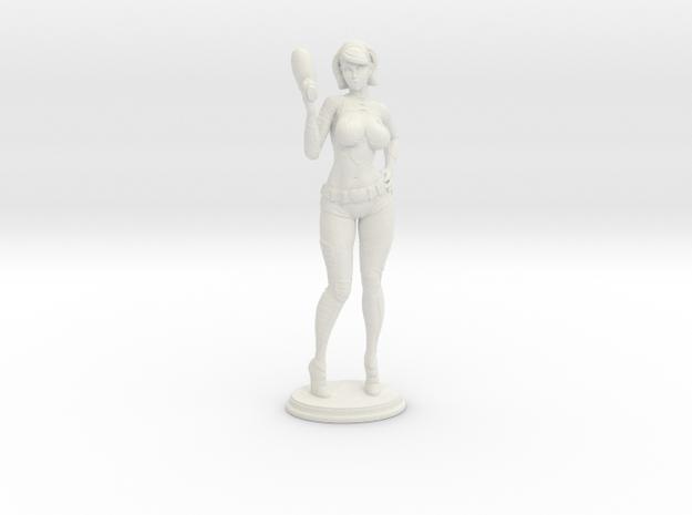 Spacegirl Lana RPG 32mm Mini in White Strong & Flexible