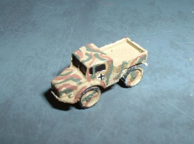 RSO Radschlepper Ost 1/285 6mm 3d printed