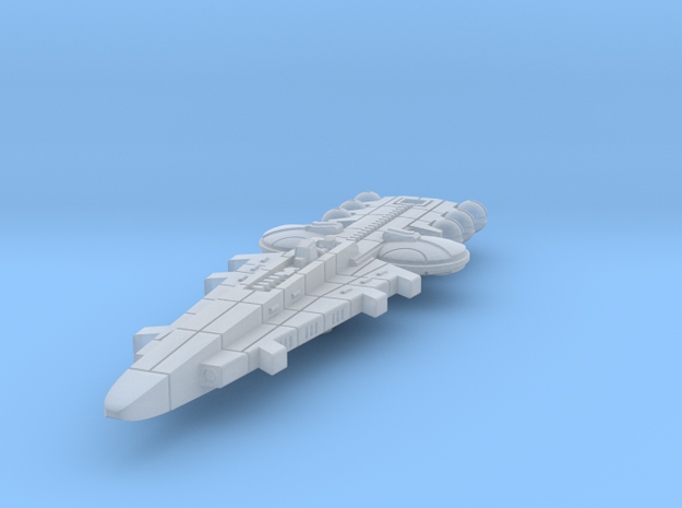 Orion (KON) Battleship in Smooth Fine Detail Plastic