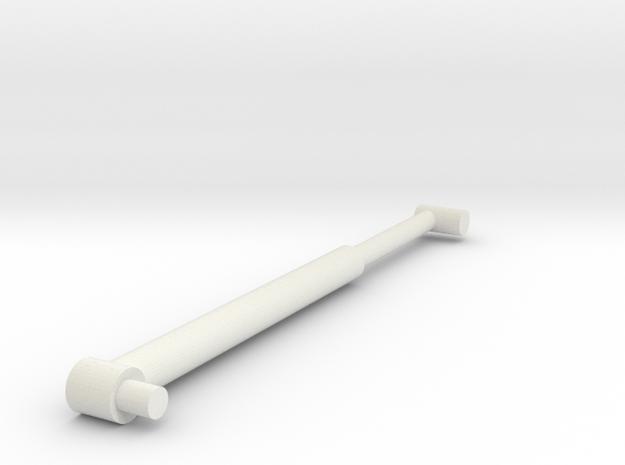 Extended RAM in White Natural Versatile Plastic