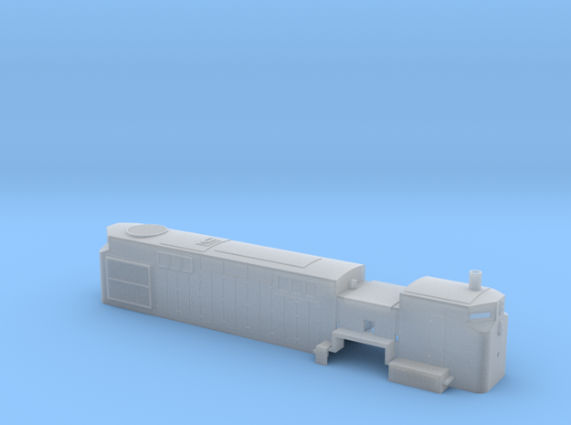 RS36 Conversion - NKP Steam Generator Version in Smooth Fine Detail Plastic