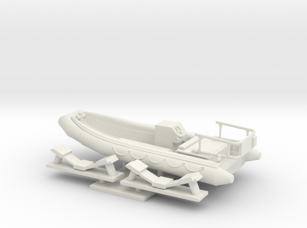 1/48 scale RHIB-16.73 feet Rescue Boat