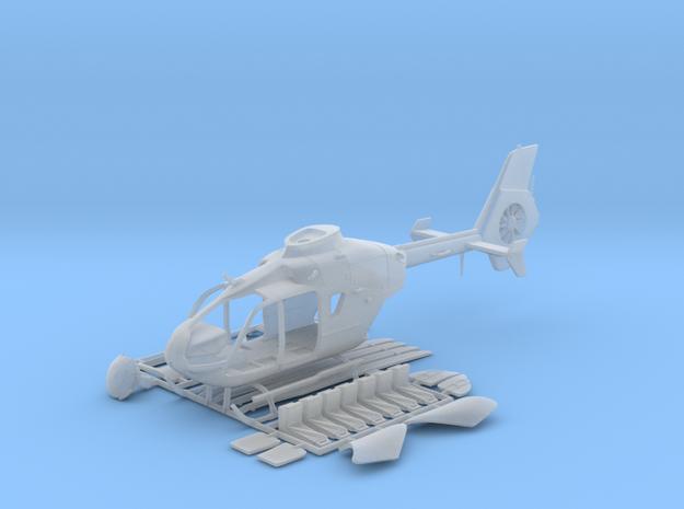 Helicopter Eurocopter EC135. HO Scale HO (1:87)