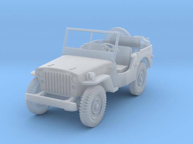 Jeep Willy's 1:87 HOscale