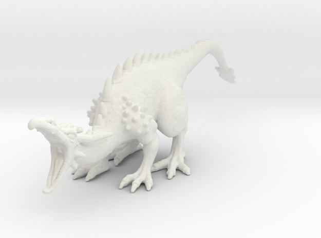 Dragonroar Nowings in White Strong & Flexible