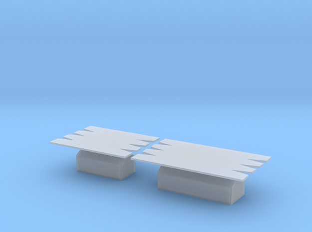 Coil E & G (ex Warflat) tools to make hoods in Smooth Fine Detail Plastic